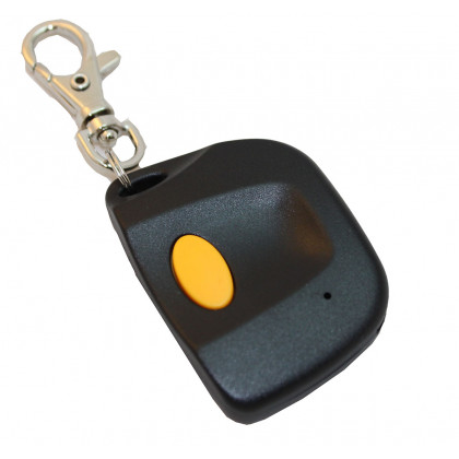 Chamberlain Green Learn Button Compatible Mini Remote Control