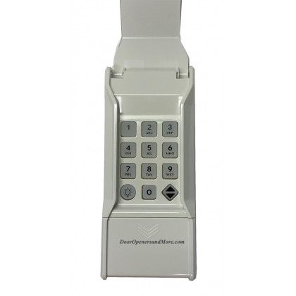 Linear Mega Code Lpwkp Wireless Keypad 318 Mhz Linear