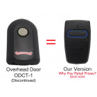 Overhead Door OCDT-1 ACSCTO Type 1 Single Button Visor Remote Control
