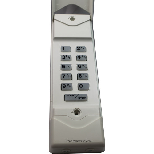 Moore O Matic Wireless Keypad 318 Mhz For Openers With 8