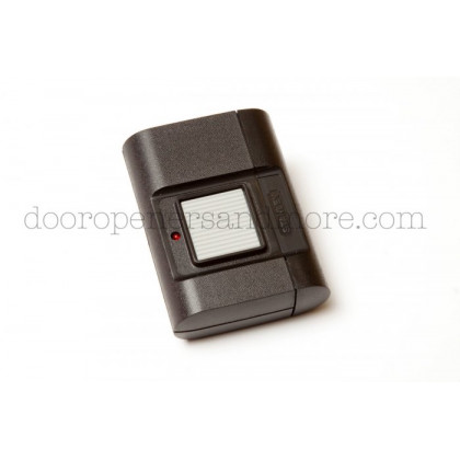 Linear MCS105015 310Mhz Single Button Visor Gate and Garage Door Opener Remote Transmitter