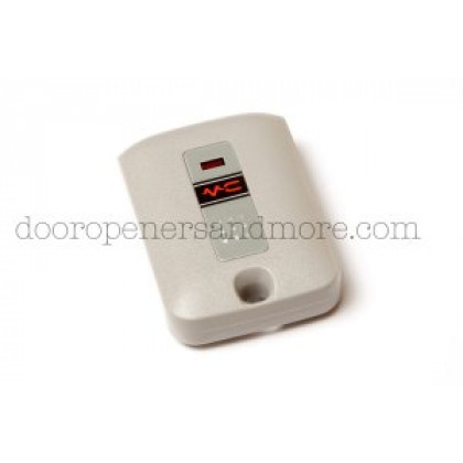 Linear MCS108210 310MHz Single Button Mini Key Ring Remote Transmitter