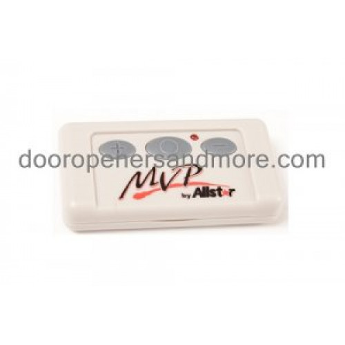 allstar garage door openerAllstar 110925 MVP QuikCode 3 Button Garage Door Remote 318 MHz