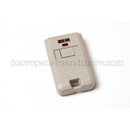 Linear MCS306010 300 MHz Single Channel Mini Key Ring Remote Transmitter