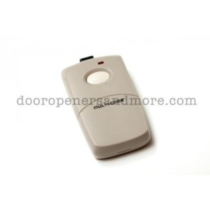 Multi Code 3089 3089-11 300 MHz Garage Gate Opener Remote Transmitter