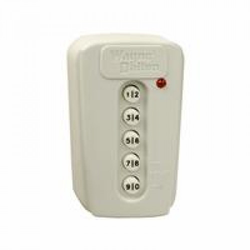 Wayne Dalton 309964 327308 Kep 3 Mini Wireless Keypad 372 Mhz