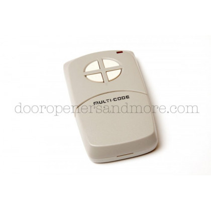 Multi Code 4140 4140-01 300 MHz 4-Channel Visor Remote Transmitter