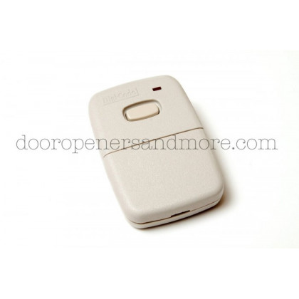 Digi Code 5010 300 MHz Garage Door or Gate Opener Remote Control Multicode 3089 3070 Compatible
