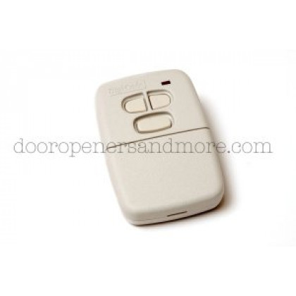 Digi Code 5030 3 Button Garage Door Opener Remote 300 Mhz