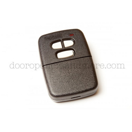 Digi Code 5032 3 Button Garage Door Opener Remote 310 Mhz