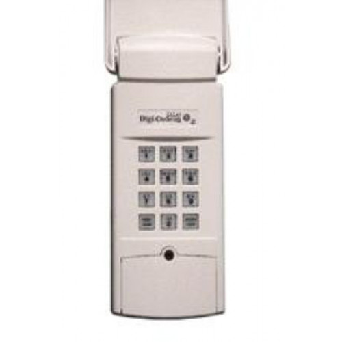 Digi Code 5202 310mhz Garage Door Opener Wireless Keypad