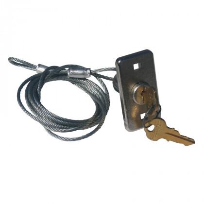 Chamberlain 7702CB Quick Release Garage Door Lock