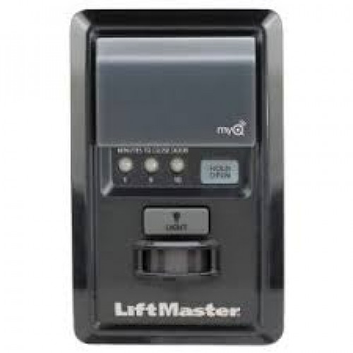 Liftmaster 888lm Myq Garage Door Wall Control Panel