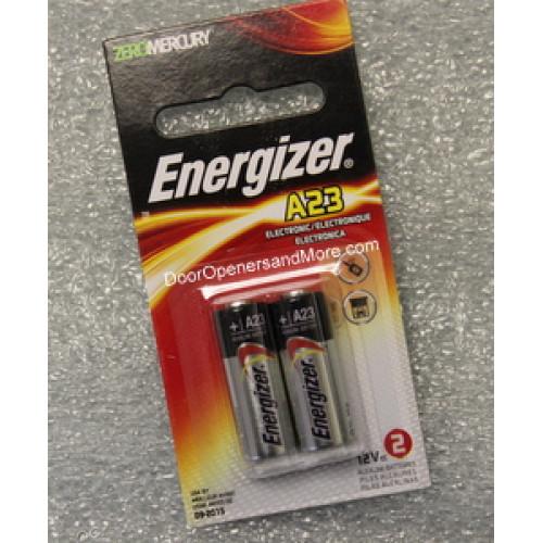 Energizer 12 Volt A23 Battery 2 Pack