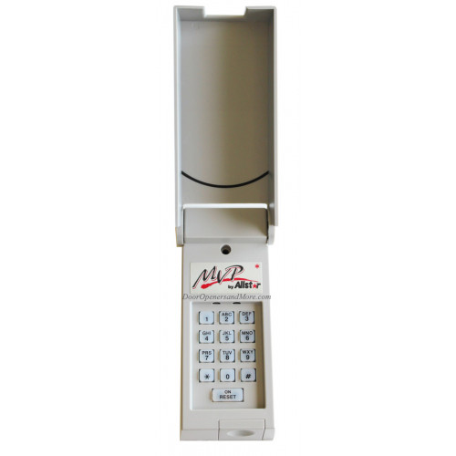 allstar 110927 mvp wke 318mhz wireless keyless entry keypad. Black Bedroom Furniture Sets. Home Design Ideas