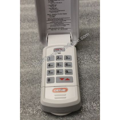Genie GK-BX Garage Door Opener Wireless Keypad 37224R
