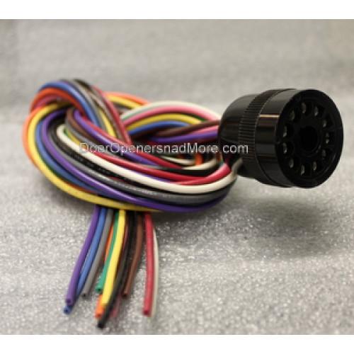 Emx Har 11 Loop Detector Wiring Harness