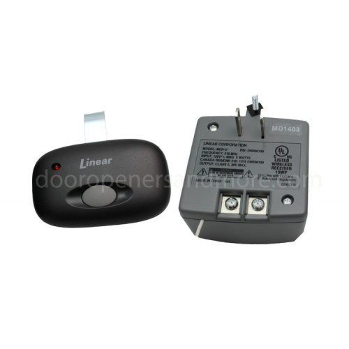 Linear Replacement Receiver And Remote Combo Kit
