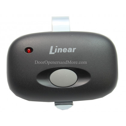Linear DNT00090 Mega Code MCT-11 Single Button  Visor Garage Door Remote - LD033 LD050 LS050 Compatible
