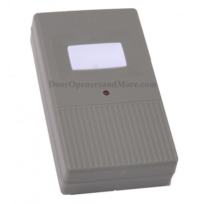 Linear DNT00083 Mega Code MCT-1 Single Button  Visor Garage Door Remote - LD033 LD050 LS050 Compatible
