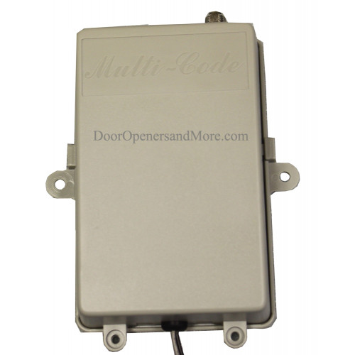 Multi Code 1099 50 Single Channel 12 Or 24v Gate Receiver
