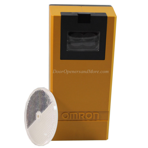 Omron E3k Gate And Garage Door Opener Reflective Photobeam
