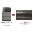 Sears Craftsman 139.18190 18190 Compatible 315 MHz Security+ Visor Remote Control