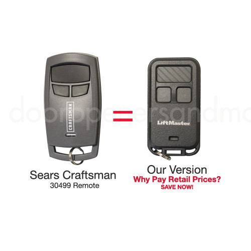 Sears Craftsman 139.30499 AssureLink Compatible Mini Key