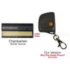 Chamberlain 850CB 390 MHz Compatible Single Button Mini Key Chain Remote Control