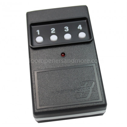 Linear DT3+1 4 Button 310 MHz Visor Remote DNT00027A
